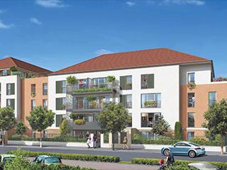 Programme immobilier neuf LES PASTELLES à SAINT-FARGEAU-PONTHIERRY