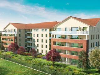 Programme immobilier neuf CENTRAL PARC à CASTANET TOLOSAN