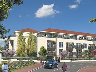 Programme immobilier neuf LE RONSARD à COURCOURONNES