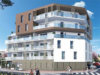 Programme immobilier neuf LES HAUTS DE BEAUSOLEIL à MONTPELLIER