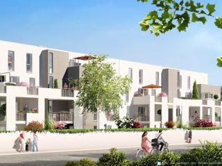 Programme immobilier neuf LES HAUTS DE ROMPSAY à LA ROCHELLE