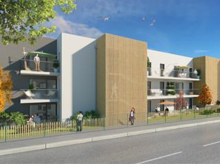 Programme immobilier neuf ATTITUDE à SCHILTIGHEIM