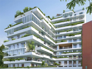 Programme immobilier neuf VUES D'ISSY à ISSY LES MOULINEAUX