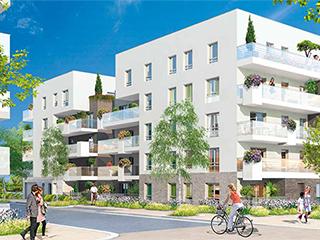 Programme immobilier neuf NEW FACTORY à VILLEURBANNE