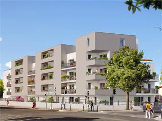 Programme immobilier neuf LES RIVES DE SAINT LOUP à MARSEILLE