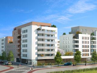 Programme immobilier neuf AFFINITES à LINGOLSHEIM
