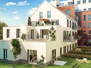 Programme immobilier neuf VILLA BERGOT à LILLE