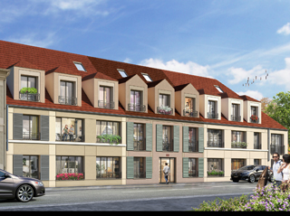 Programme immobilier neuf COSY à MEULAN EN YVELINES