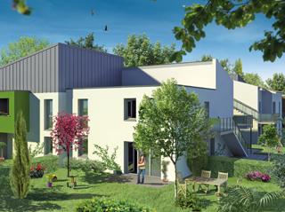 Programme immobilier neuf LE CLOS DE LA RAMEE à TOURNEFEUILLE