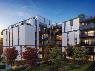 Programme immobilier neuf EXPRESSION CROIX-ROUSSE à LYON