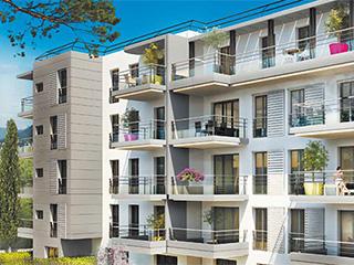Programme immobilier neuf L'AVANT-MER à SAINT-LAURENT-DU-VAR