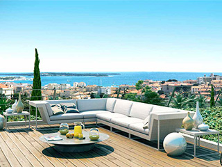 Programme immobilier neuf HORIZON BAY à CANNES