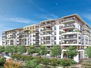 Programme immobilier neuf FONT PRE - L'OREE DU SUD à TOULON