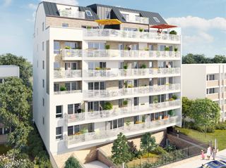 Programme immobilier neuf ONIRIS à COLOMBES