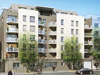 Programme immobilier neuf VILLA  AYNARD à VILLEURBANNE