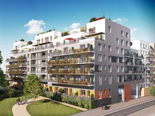 Programme immobilier neuf Symbio'Z à NANCY