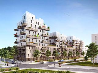 Programme immobilier neuf SENSATIONS à STRASBOURG