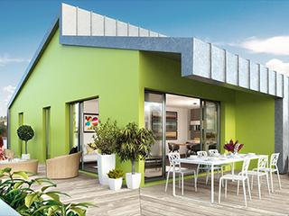 Programme immobilier neuf LE LYRA à BLAGNAC