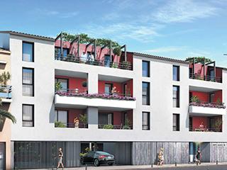 Programme immobilier neuf RIVE GAUCHE à LE GRAU-DU-ROI