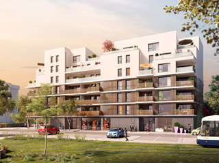 Programme immobilier neuf SAKURA 2 à AMBILLY