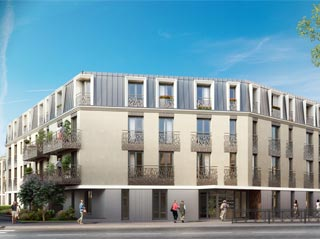 Programme immobilier neuf CENTRALYS à BOURGES