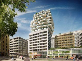 Programme immobilier neuf OPEN AIR à LYON