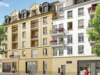 Programme immobilier neuf MERMO'Z à LE BLANC MESNIL