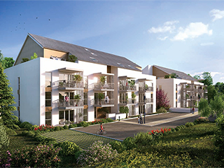 Programme immobilier neuf L'O DOUCE à RUMILLY