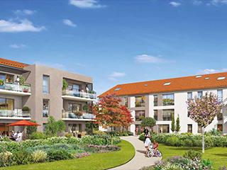 Programme immobilier neuf JARDIN SAINT ROCH à FRANCHEVILLE-LE-HAUT