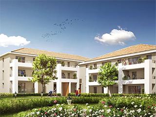 Programme immobilier neuf DOMAINE SAINT JEAN à AIX EN PROVENCE