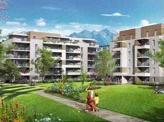 Programme immobilier neuf URBAN LODGE 2 à ALBERTVILLE