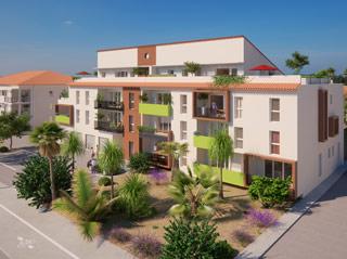 Programme immobilier neuf GALA à ARGELES SUR MER