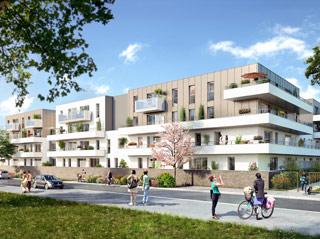 Programme immobilier neuf CALLIGRAPHIE à BEZANNES