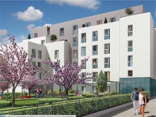 Programme immobilier neuf WELC'HOME à VILLEURBANNE