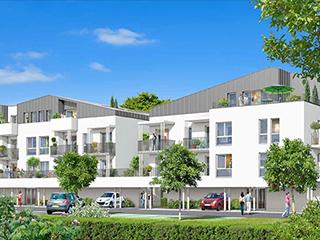 Programme immobilier neuf LE TRIPTYK à MERIGNAC