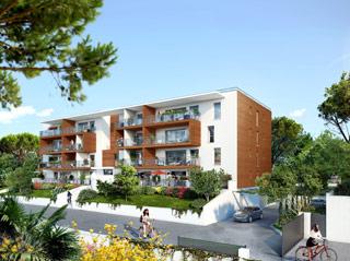 Programme immobilier neuf COTE PARC à AIX EN PROVENCE