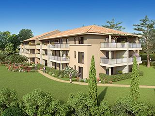 Programme immobilier neuf L'OPPIDUM à AIX EN PROVENCE
