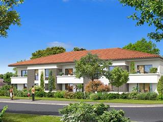 Programme immobilier neuf LES HAUTS DU MOULIN à MONDONVILLE