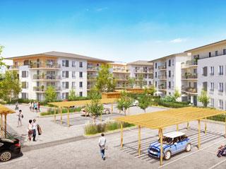 Programme immobilier neuf Corbeil Papeterie - Prélude - Tranche 2 à CORBEIL ESSONNES