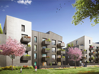 Programme immobilier neuf EDENWOOD à NANTES