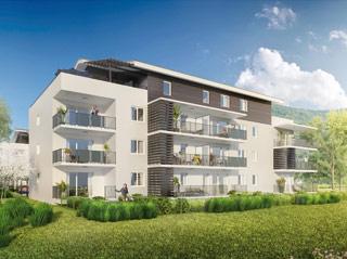 Programme immobilier neuf PLEIN CIEL à LE VERSOUD