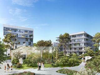 Programme immobilier neuf LADERA à FLOIRAC