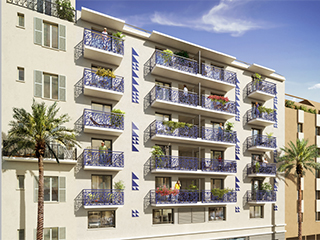 Programme immobilier neuf SO ANGELY à NICE