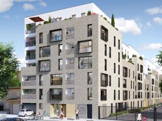 Programme immobilier neuf LE GONCOURT à AUBERVILLIERS