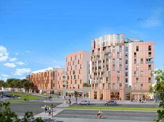 Programme immobilier neuf MOSAÏK à ROUEN