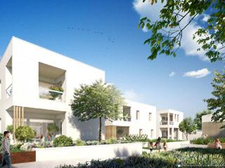 Programme immobilier neuf Le Domaine de la Tour Carrée à LA ROCHELLE