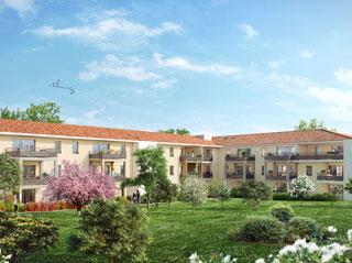 Programme immobilier neuf EKINOX à AIX EN PROVENCE