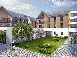 Programme immobilier neuf 4 ELEMENTS à HONFLEUR