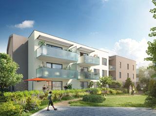 Programme immobilier neuf Millesim' à CHAMPAGNE AU MONT D OR