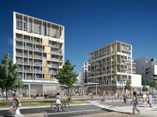 Programme immobilier neuf DEDICACE- GINKO à BORDEAUX